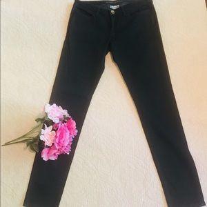Darkest rinse Banana Republic straight leg jeans